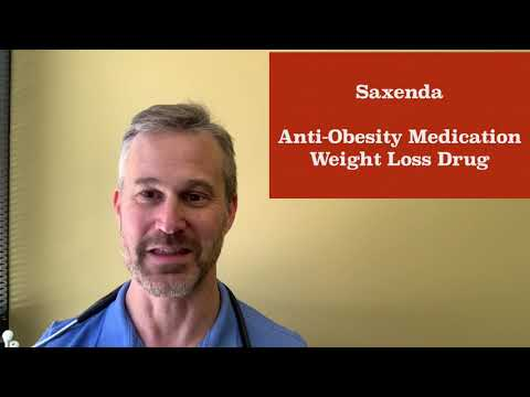 Saxenda a GLP 1 drug for Chronic Weight Management Medical Minutes Episode 15